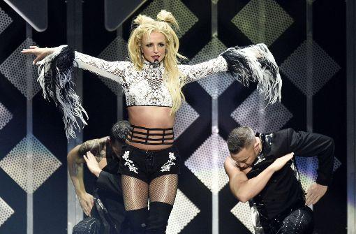 Britney Spears zeigt sich oben ohne auf Instagram