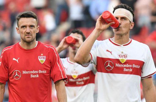 Gegen Dortmund sind auch die Führungsspieler gefordert