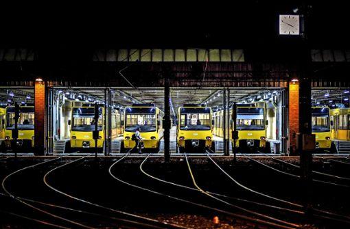 Die Notwendigkeit eines neues Stadtbahndepots ist unumstritten. Vor der eigenen Haustür freilich will es kaum einer haben. Foto: Lichtgut/Leif Piechowski