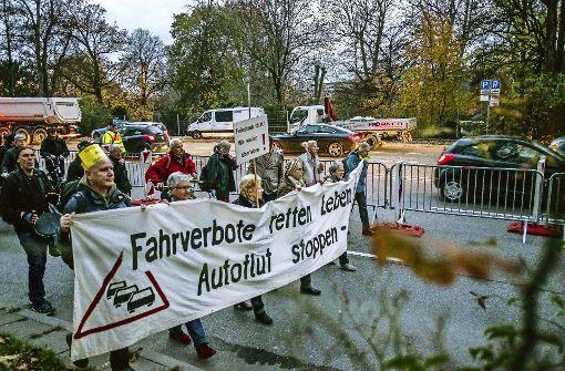 Städte- und Gemeindebund glaubt nicht an flächendeckende Fahrverbote