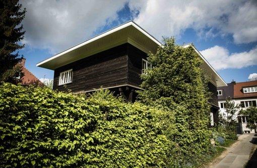 Die Villen in Degerloch sind sichtbare Zeichen für den Wohlstand in Degerloch Foto: Lichtgut/Leif Piechowski
