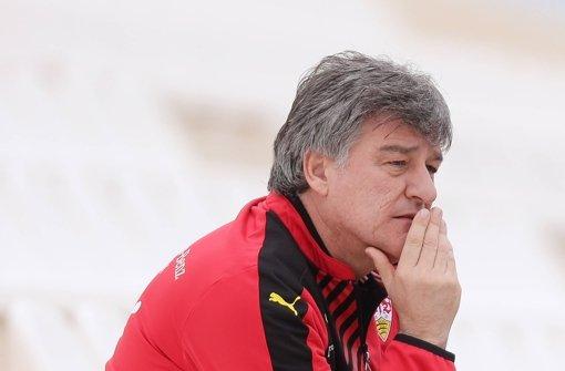 VfB-Präsident Bernd Wahler ist für einen Kurztrip nach Belek gereist Foto: Baumann
