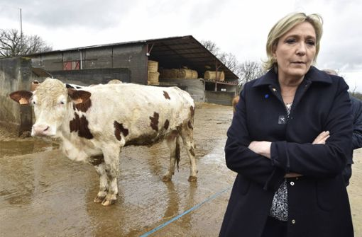 Marine Le Pen will sich am Unmöglichen versuchen