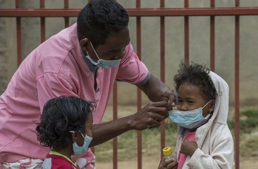 Seltenere Pest-Form breitet sich auf Madagaskar aus