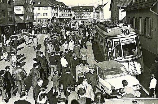 """Die Schussfahrt des """"Schicki-Expresses"""""""