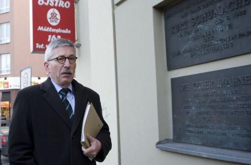 Sarrazin bringt SPD zur Weißglut