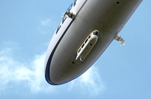 Graf Zeppelin:  Immer hoch hinaus