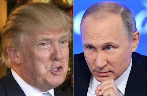 Trump setzt auf Annäherung an Russland