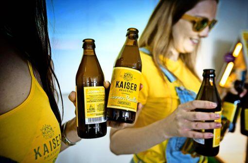 Schwäbisches Bier – von der Sonne gebraut