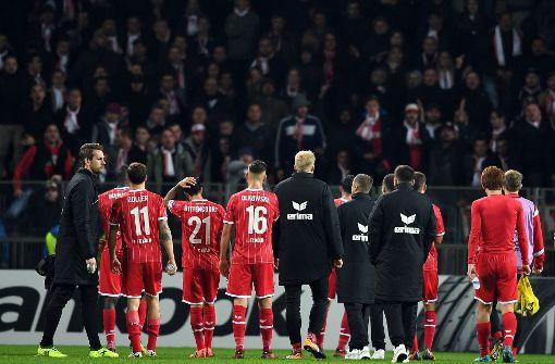 Wieder Niederlage für Köln: 0:1 in bei Borissow