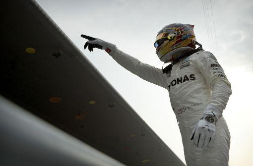 Formel 1: Das schönste Lob bekommt Vettel von Lewis Hamilton