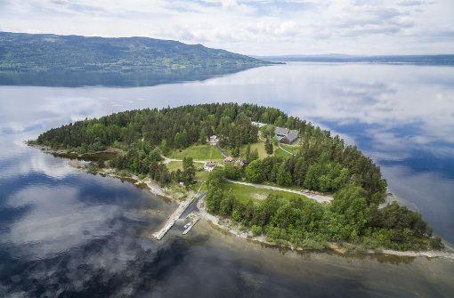 Norwegen ist Utøya-Denkmal zu auffällig