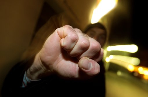 Auf Ärger waren drei  unbekannte Männer am Donnerstagabend in einer Stadtbahn der Linie U2 aus. (Symbolbild) Foto: dpa