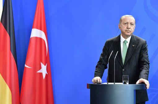 Tag der Pressefreiheit für Erdogan