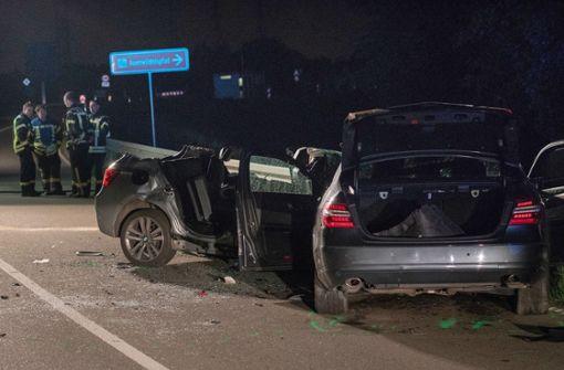 Vier Tote bei Autounfall nahe deutsch-französischer Grenze