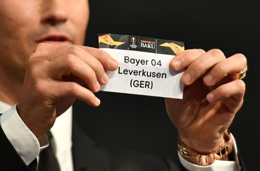 Frankfurt und Leverkusen gegen Clubs aus Osteuropa