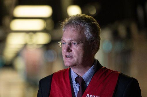 Technik-Chef Jörg Marks ist gefeuert