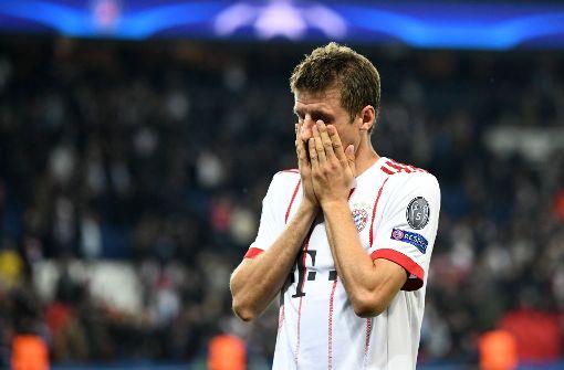 Muskelfaserriss stoppt Thomas Müller