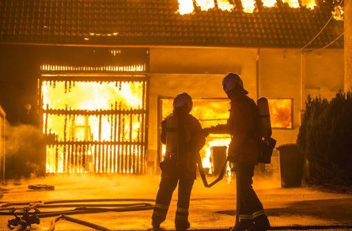 Feuerwehrmann weiter in U-Haft