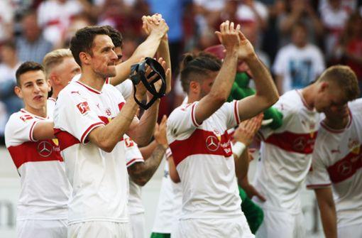 VfB-Profis teilen Punkteprämie mit Mitarbeitern