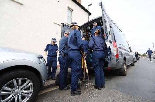 20-jähriger Verdächtiger festgenommen