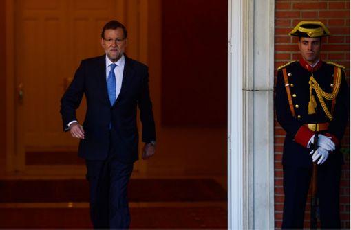 Auf Mariano Rajoy folgt Sozialistenchef Sánchez