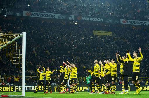 BVB siegt auch im zweiten Spiel unter Stöger