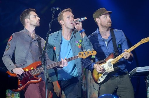 Coldplay sind zurück