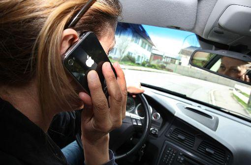 Handy-Verbot am Steuer wird verschärft