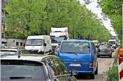 Ludwigsburg baut eine Westumfahrung