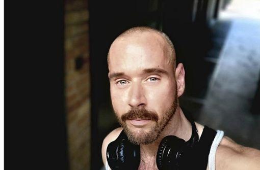 Oliver Dollansky ist Produzent und Tänzer von den Divine Teasers.   Foto: Divine Teasers