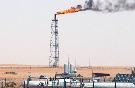 Die Welt vergeudet massenweise Erdgas