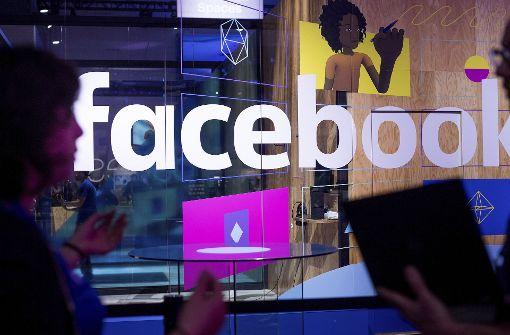 Facebook hat jetzt mehr als zwei Milliarden aktive Nutzer