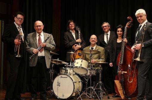 Jazzmusik und Süskind-Stück