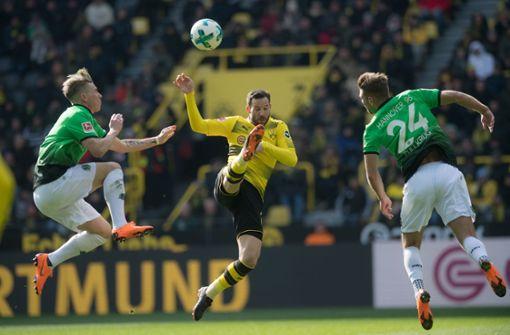 Buhlt der VfB Stuttgart um Profi von Borussia Dortmund?