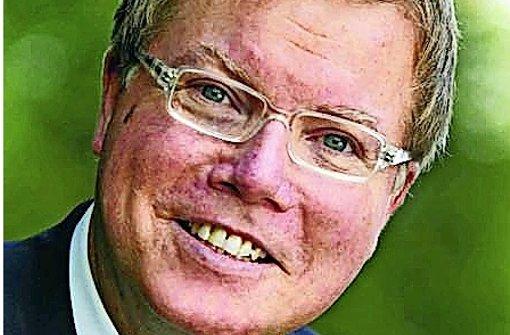Gerhard Dietz will Bürgermeister werden