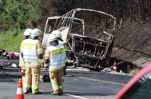 Busunfall mit 18 Toten: Ersatzfahrer rettete viele Leben