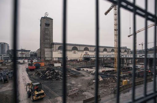 Stadt erwidert  Klage der Bahn zu Mehrkosten