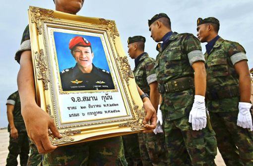 Thailand trauert um einen Helden