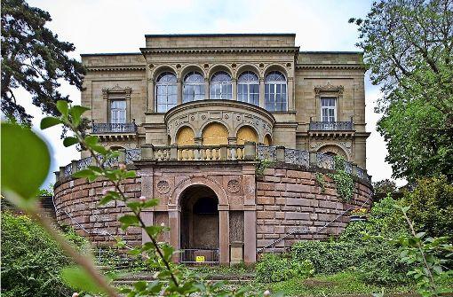 Bald wird untersucht, was in der Villa Berg alles möglich ist. Foto: Michael Steinert