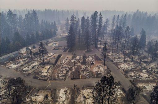 Klimawandel hinterlässt tiefe Spuren