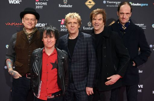 Die Toten Hosen, Helene Fischer und Rolling Stones