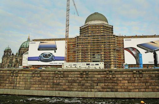 Drei Millionen Besucher im Humboldt-Forum erwartet