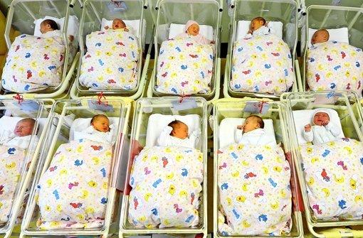 Babywoche: Vom Kugelbauch bis zum Vaterkurs