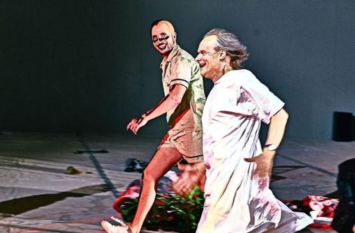 Shakespeare und der Pflegenotstand