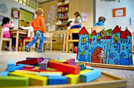 Kinderbetreuung ist gefragt, aber manchmal auch extrem teuer. Foto: dpa