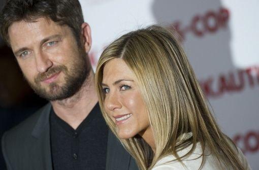 Aniston und Butler dementieren
