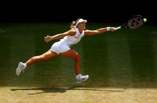 Angelique Kerber spielt am Samstag im Finale gegen die US-Amerikanerin Serena Williams. Foto: Getty Images Europe