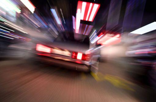 Getunte Autos aus dem Verkehr gezogen
