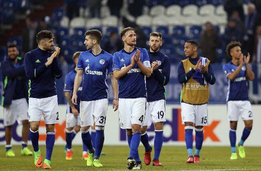 Schalke reicht 1:1 gegen Saloniki fürs Achtelfinale
